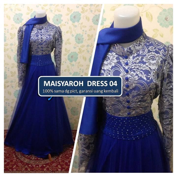 708 x 720 jpeg 72kB, Gaun Pesta Maisyaroh Dress Gracie Dress, gaun