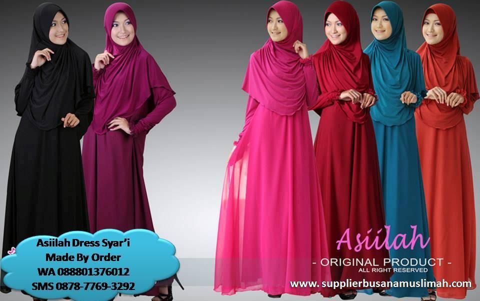 Grosir Gamis Remaja Grosir Baju Murah Muslim Terbaru