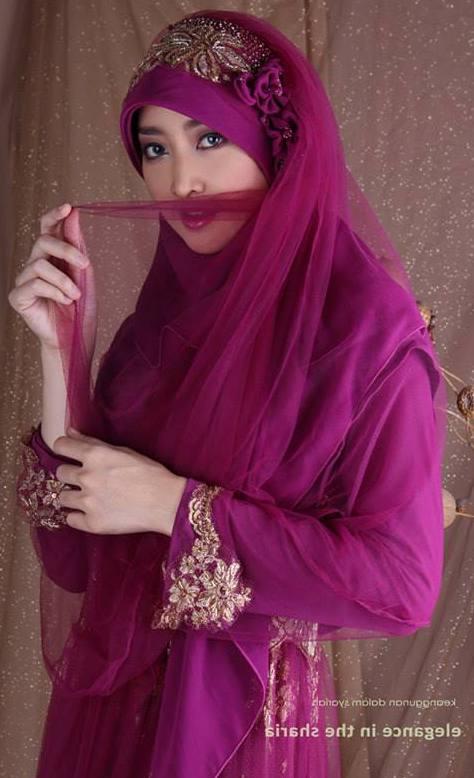 Safira Gown Wedding Baju Lamaran Islami Baju Lamaran Muslimah