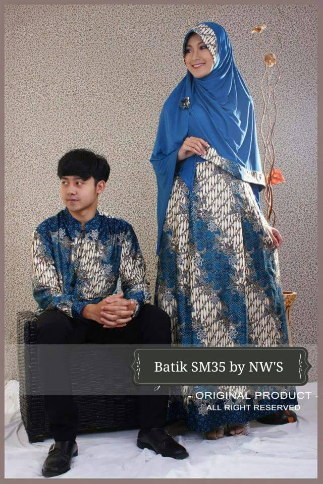 Couple Remaja Batik Semi Sutra Contact Us For Stock
