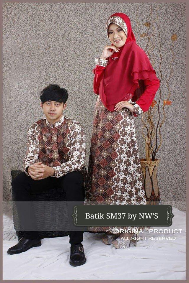 Sarimbit Batik Semi Sutra Galeri Ayesha Jual Baju