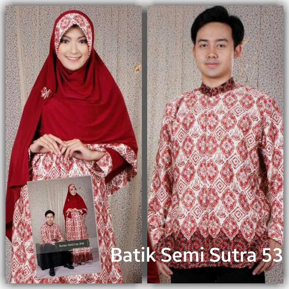Sarimbit Batik Syar I