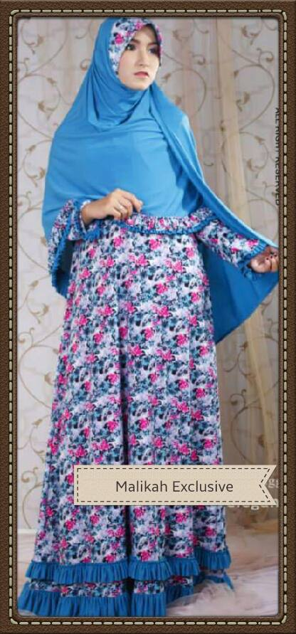 Malikah Syar I Galeri Ayesha Jual Baju Pesta Modern