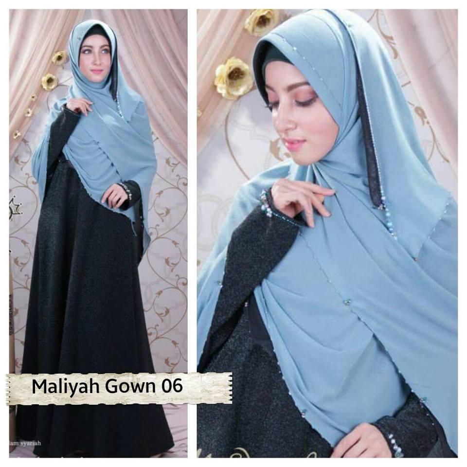 Baju Muslimah Butik Galeri Ayesha Jual Baju Pesta Modern