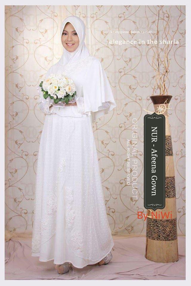 Afeena Aleeta Aveeda Wedding Galeri Ayesha Jual Baju Pesta