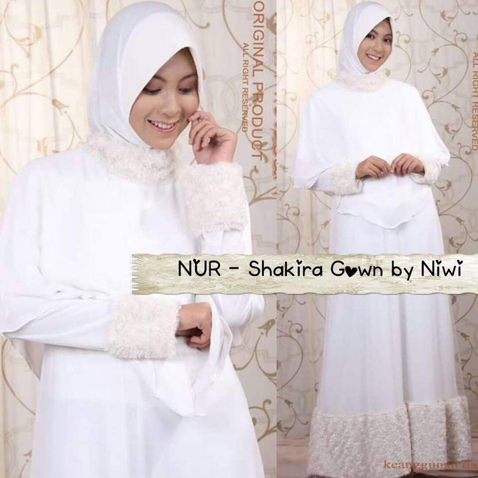 Tag Gamis Hijab Bunga Model Baju