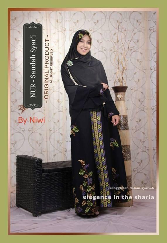 Saudah Batik Syar I Galeri Ayesha Jual Baju Pesta