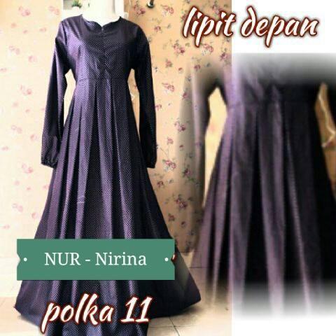 Nirina Dress Galeri Ayesha Jual Baju Pesta Modern Syar