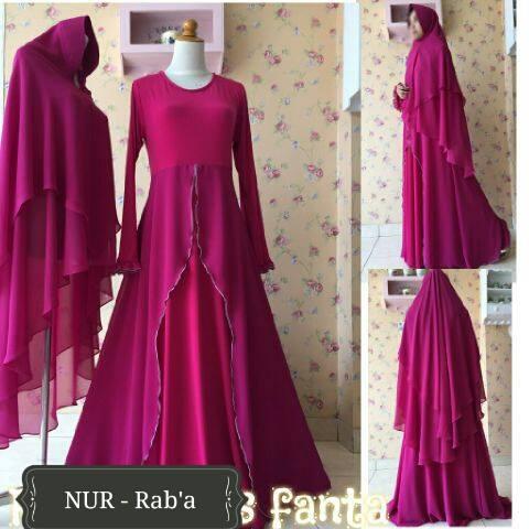 Supplier Gamis Cantik Jual Baju Pesta Modern Syar 39 I Dan