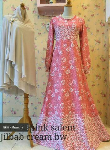 Shandra Syar I Galeri Ayesha Jual Baju Pesta Modern