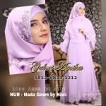 Hijab Pesta Nada by Nines Widosari, hijab farih, pasmina motif, pasmina polos, pasmina instant, pasmina syar'i, pasmina lebar, pasmina untuk akhwat, pasmina untuk muslimah, supplier pasmina motif, supplier pasmina polos, supplier pasmina instant, supplier pasmina syar'i, supplier pasmina lebar, supplier pasmina untuk akhwat, supplier pasmina untuk muslimah, hijab motif, hijab polos, hijab instant, hijab syar'i, hijab lebar, hijab untuk akhwat, hijab untuk muslimah, kerudung motif, kerudung polos, kerudung instant, kerudung syar'i, kerudung lebar, kerudung untuk akhwat, kerudung untuk muslimah, jilbab motif, jilbab polos, jilbab instant, jilbab syar'i, jilbab lebar, jilbab untuk akhwat, jilbab untuk muslimah, supplier hijab motif, supplier hijab polos, supplier hijab instant, supplier hijab syar'i, supplier hijab lebar, supplier hijab untuk akhwat, supplier hijab untuk muslimah, gamis polos jersey, gamis polos jersey korea, produsen gamis polos jersey, gamis syar'i muslimah, gamis syar'i mewah, gamis syar'i jersey, gamis syar'i hijab sifon ceruti, gamis syar'i hijab bolak balik, Gamis Lamaran Muslimah Syar'i Nada Gown By Nines Widosarri