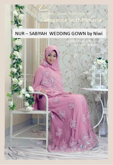 baju pengantin islami, baju pengantin murah, baju pengantin muslimah