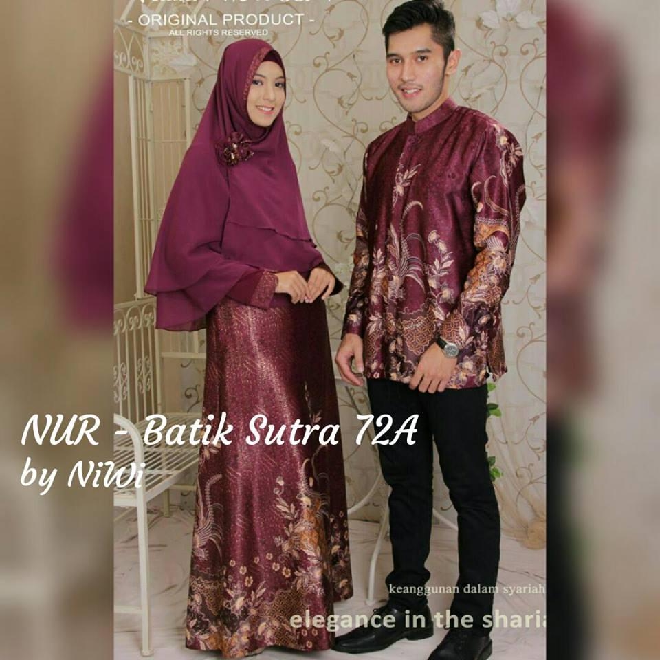 86 Galeri Gamis Batik Pusat Baju Gamis Batik Modern
