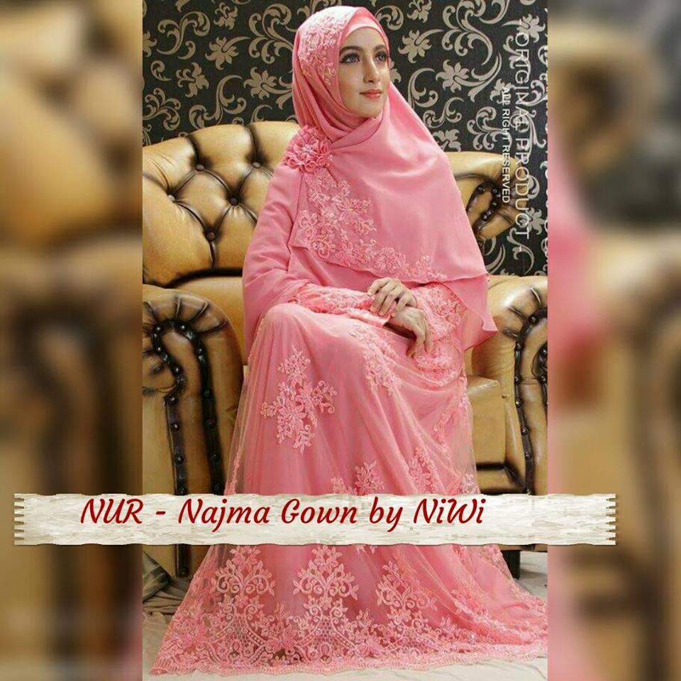 Harga Jual Daftar Harga Baju Pengantin Muslimah Baju Gamis Rompi