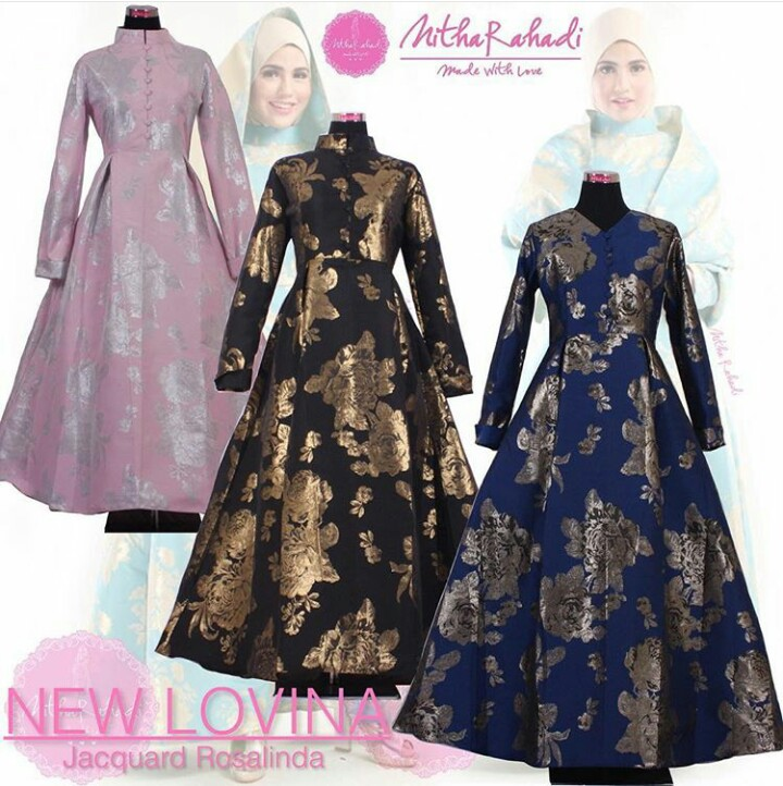 Lovina Dress By Nitha Rahadi Syari Dress Oki Setiana Dewi