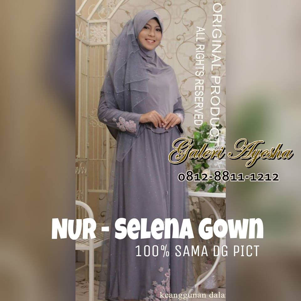 Posts from the 'GAUN PENGANTIN MUSLIMAH' Category