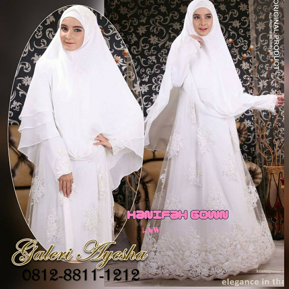 Baju Lamaran Islami Baju Lamaran Muslimah Baju Lamaran
